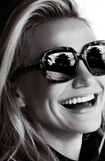 CAMERON DIAZ in Instyle Magazine Auugust 2014 Issue