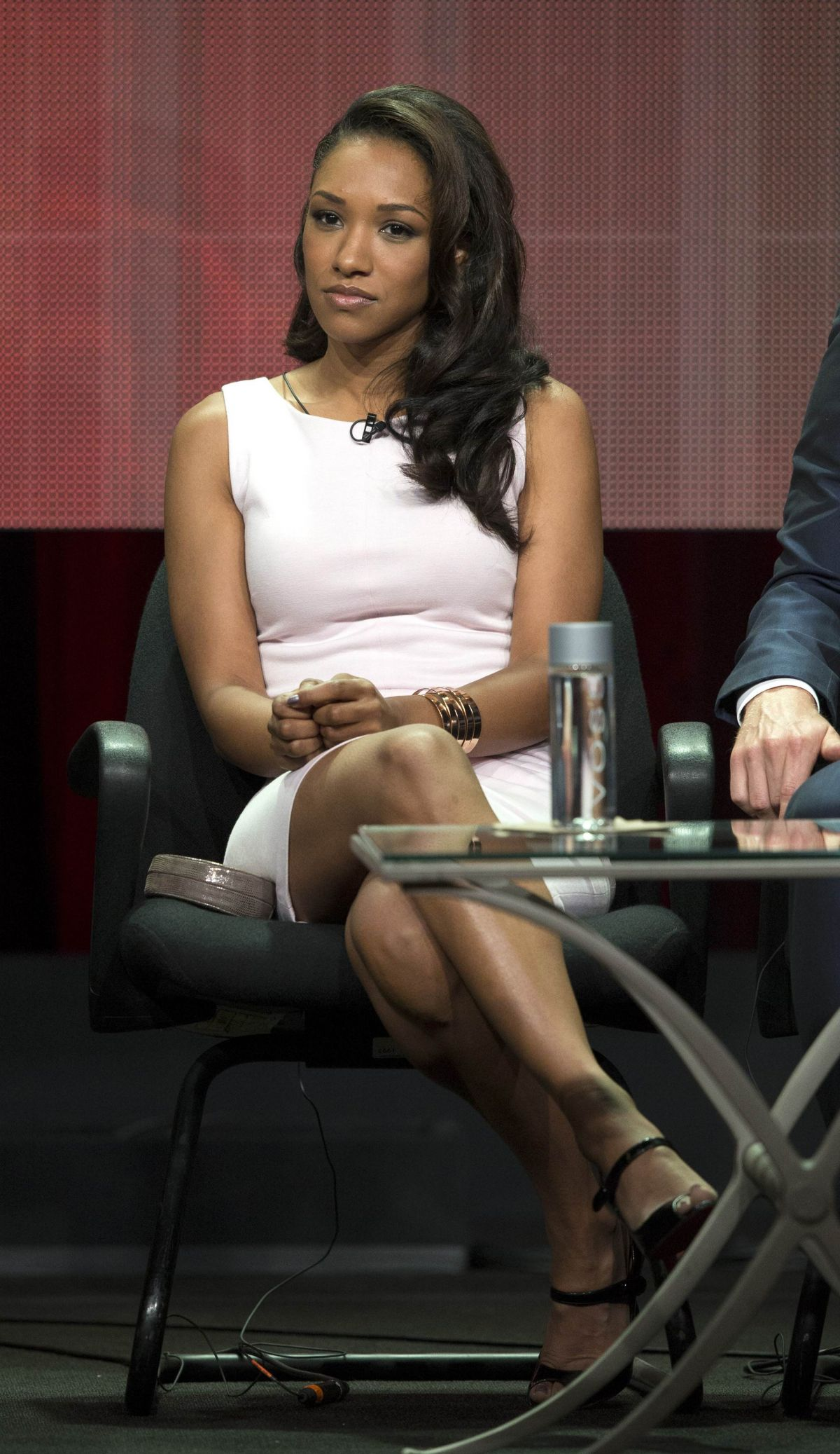 CANDICE PATTON at CW 2014 TCA Summer Tour