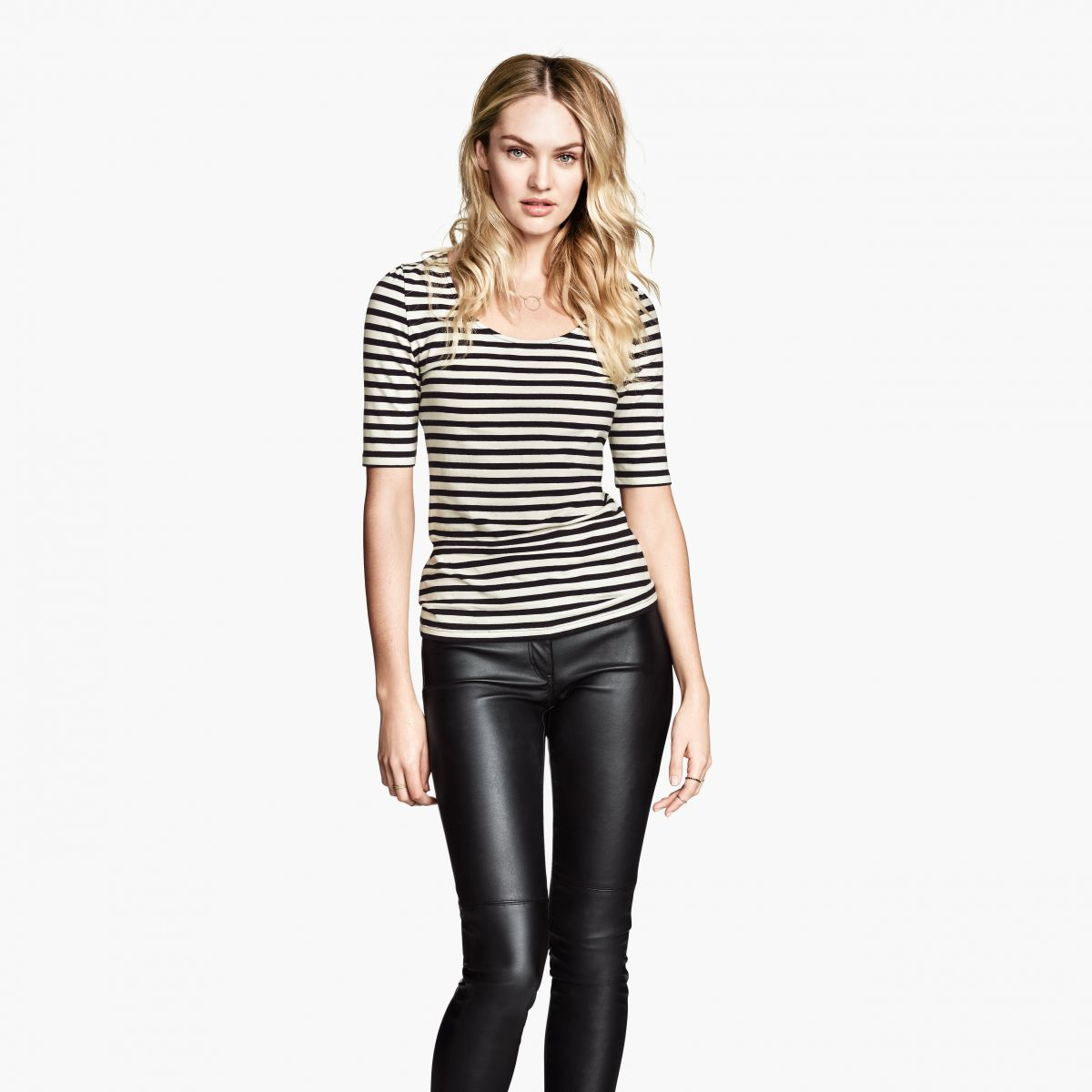 CANDICE SWANEPOEL - H&M 2014 Collection