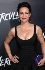 CARLA GUGINO at Hercules Premiere in Los Angeles