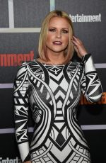 CARRIE KEAGAN at Entertainment Weekly's Comic-con Celebration