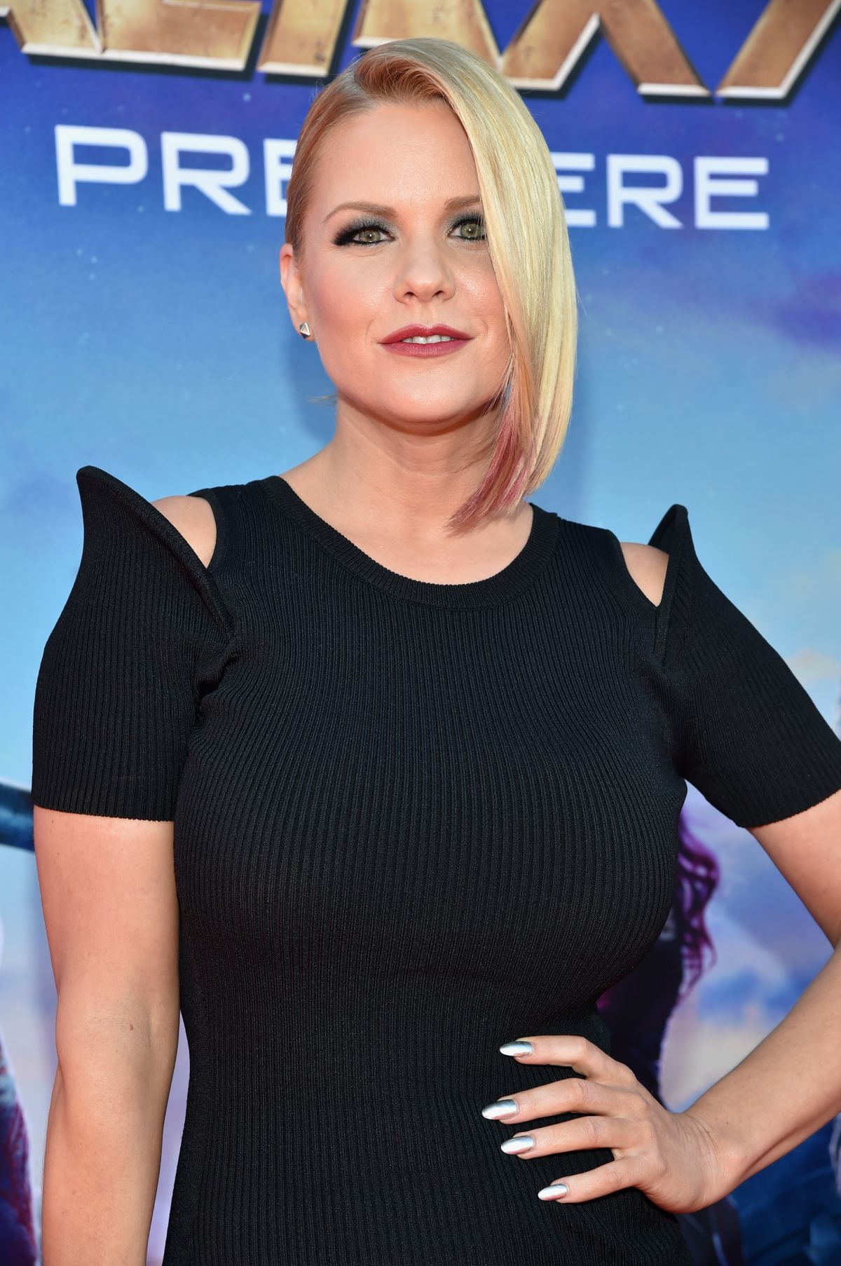 CARRIE KEAGAN at Guardians of the Galaxy Premiere in Hollywood