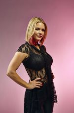 CARRIE KEAGAN at Samsung Galaxy VIP Lounge at Comic-con 2014 in San Diego