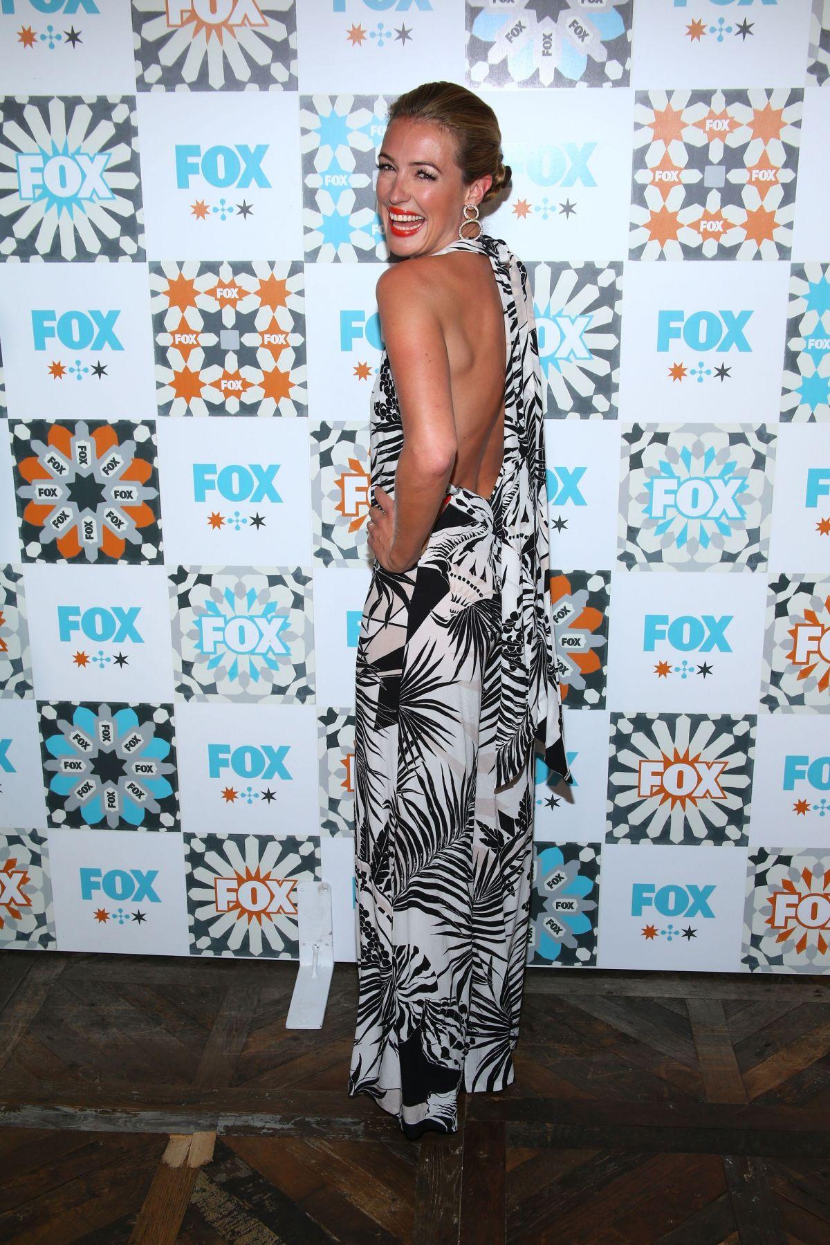 CAT DEELEY at FOX 2014 TCA Summer Tour