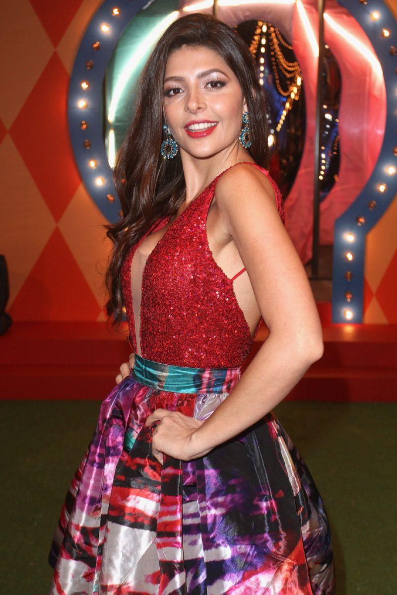 CATALINA MESA at Premios Juventud 2014 in Coral Gables