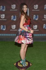 CATALINA MESA at Premios Juventud 2014 in Coral Gables