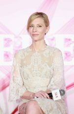CATE BLANCHET at SK-II Promotional Event in Shanghai