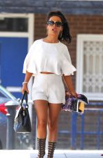CHELSEE HEALEY Out and About in Manchester