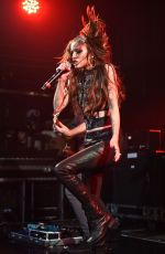 CHER LLOYD Performs at G-A-Y Club in London