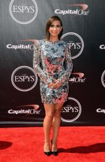 CHERYL BURKE at 2014 ESPYS Awards in Los Angeles