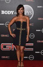 CHERYL BURKE at ESPN Presents Body at ESPYS