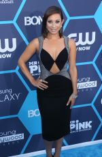 CHERYL BURKE at Young Hollywood Awards 2014 in Los Angeles