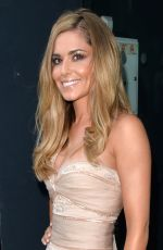 CHERYL COLE at Her Perfume Launch in London