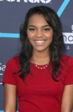CHINA ANNE MCCLAIN at Young Hollywood Awards 2014 in Los Angeles