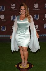 CHIQUIS RIVERA at Premios Juventud 2014 in Coral Gables