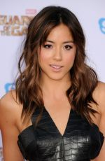 CHLOE BENNET at Guardians of the Galaxy Premiere in Hollywood