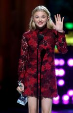 CHLOE MORETZ at Young Hollywood Awards 2014 in Los Angeles