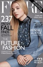 CHLOE MORETZ in Flare Magazine, September 2014 Issue