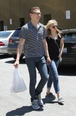 CHLOE MORETZ Out and About in Los Angeles 0107