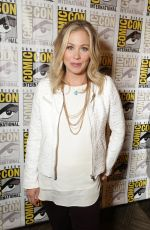 CHRISTINA APPLEGATE at Book of Life Panel at Comic-con 2014 in San Diego