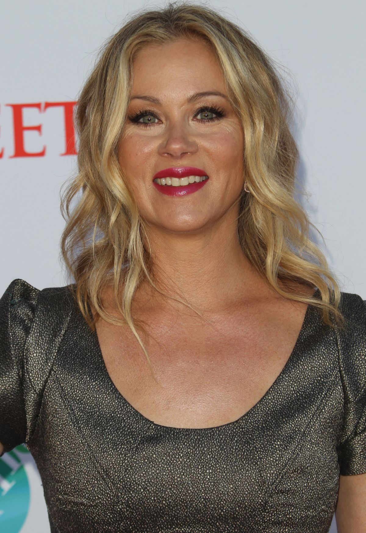 CHRISTINA APPLEGATE at Dizzy Feet Foundation's Celebration of Dance Gala