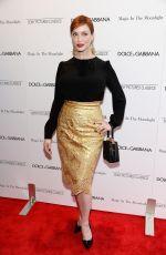 CHRISTINA HENDRICKS at Magic in the Moonlight Premiere in New York