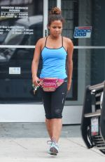 CHRISTINA MILIAN Out and About in Sherman Oaks