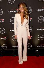 CHRUSSY TEIGEN at 2014 ESPYS Awards in Los Angeles
