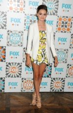 CIARA BRAVO at Fox Summer TCA All-star Party in West Hollywood