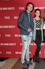CIARA BRAVO at Red Band Society Screening in Atlanta