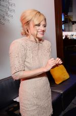CLAIRE COFFEE at Entertainment Weekly's Comic-con Celebration