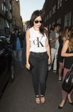 DAISY LOWE at Calvin Klein Jeans and mytheresa.com Party in London