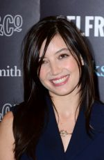 DAISY LOWE at Sweetness and Light at Book Signing in London