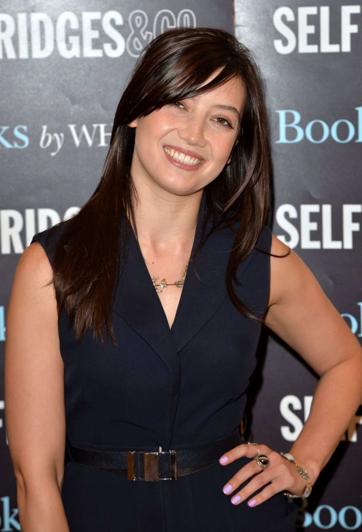 DAISY LOWE at Sweetness and Light Book Signing