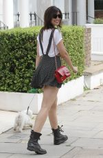 DAISY LOWE Out and About in Primrose Hill
