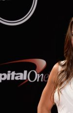 DANICA PATRICK at 2014 ESPYS Awards in Los Angeles