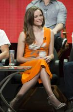 DANIELLE PANABAKER at CW 2014 TCA Summer Tour