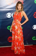 DAWN OLIVIERI at CBS 2014 TCA Summer Tour