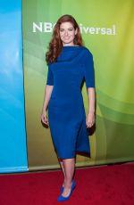DEBRA MESSING at NBCuniversal 2014 TCA Summer Tour