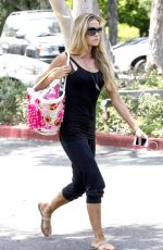 DENISE RICHARDS Out Shopping in Beverly Hills 1807