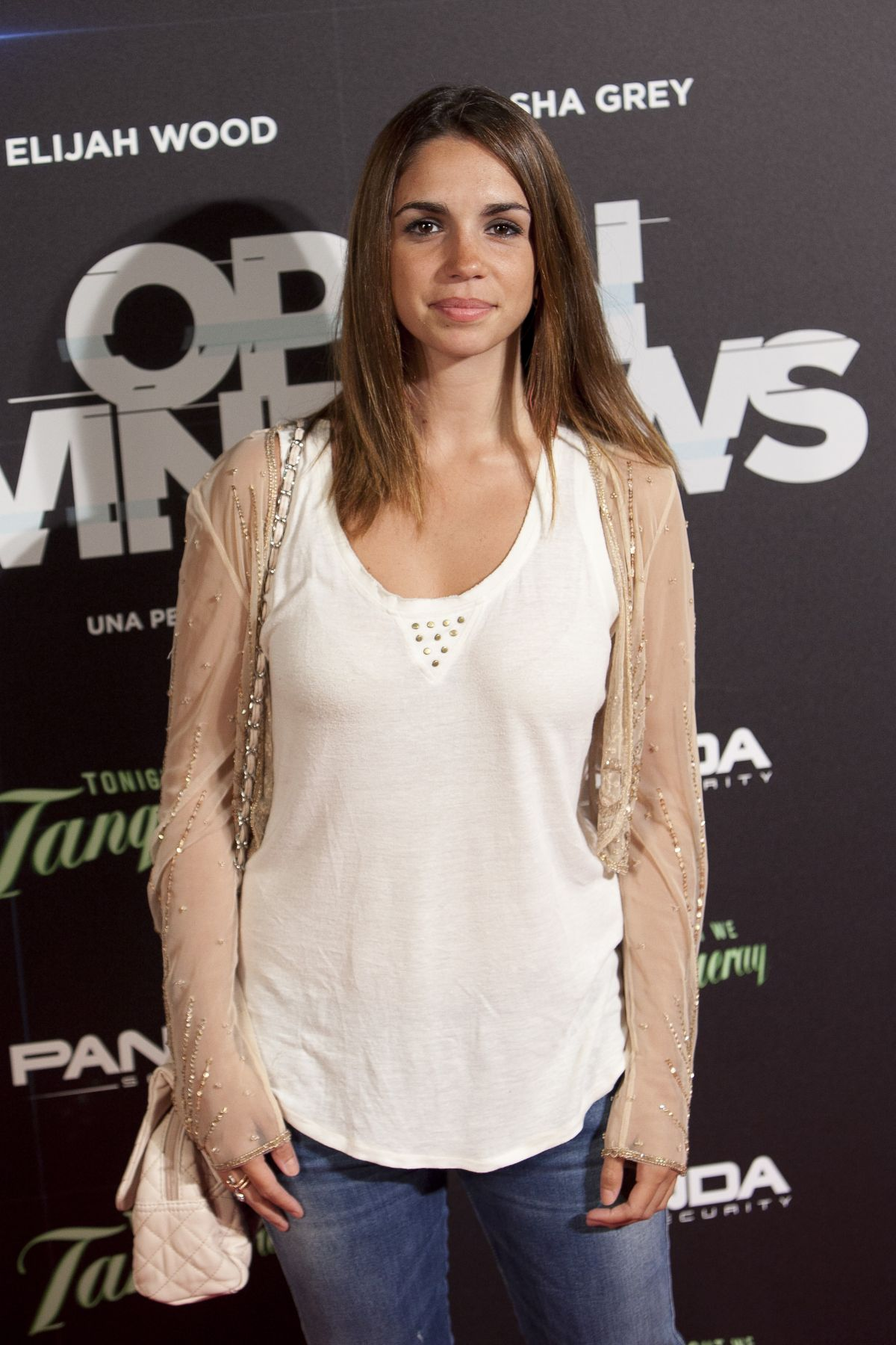 ELENA FURIASE at Open Windows Premiere in Madrid