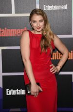 ELISABETH HARNOIS at Entertainment Weekly's Comic-con Celebration