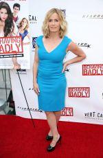 ELISABETH SHUE at Behaving Badly Premiere in Los Angeles