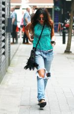 ELIZA DOOLITTLE Out and About in London