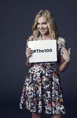 ELIZA TAYLOR t The 100 Season Pne Promos