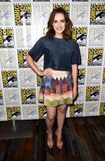 ELIZABETH HENSTRIDGE at Entertainment Weekly's Comic-con Celebration
