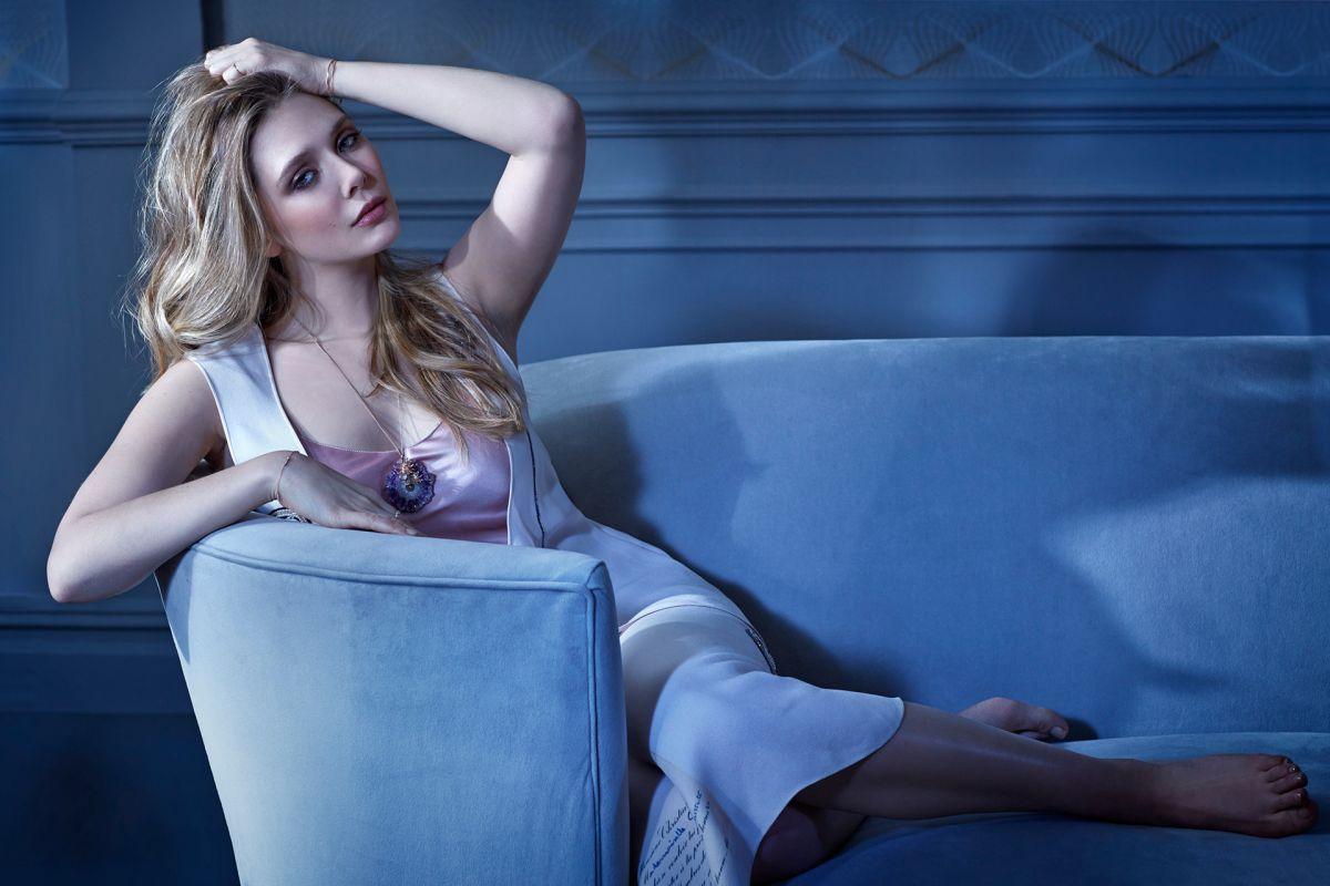 ELIZABETH OLSEN – Lorenzo Agius Photoshoot for Godzilla