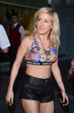 ELLIE GOULDING Out and About in Warsaw