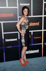 EMILIE DE RAVIN at Entertainment Weekly's Comic-con Celebration