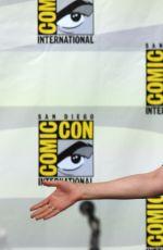 EMILY DESCHANEL at Bones Presentation at Comic-con 2014 in San Diego